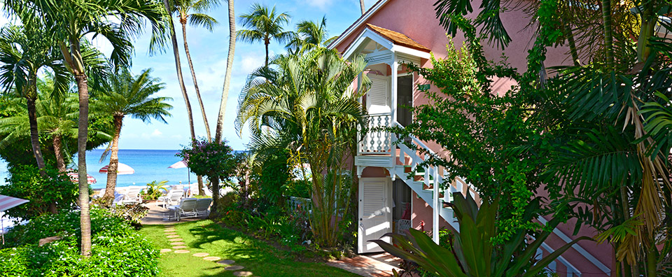 Cobblers Cove, Barbados - Suite Exterior