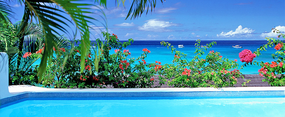 Cobblers Cove, Barbados - Plunge Pool