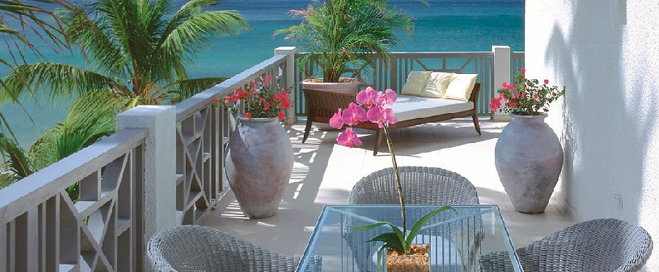 Carlisle Bay, Antigua - Carlisle Suite