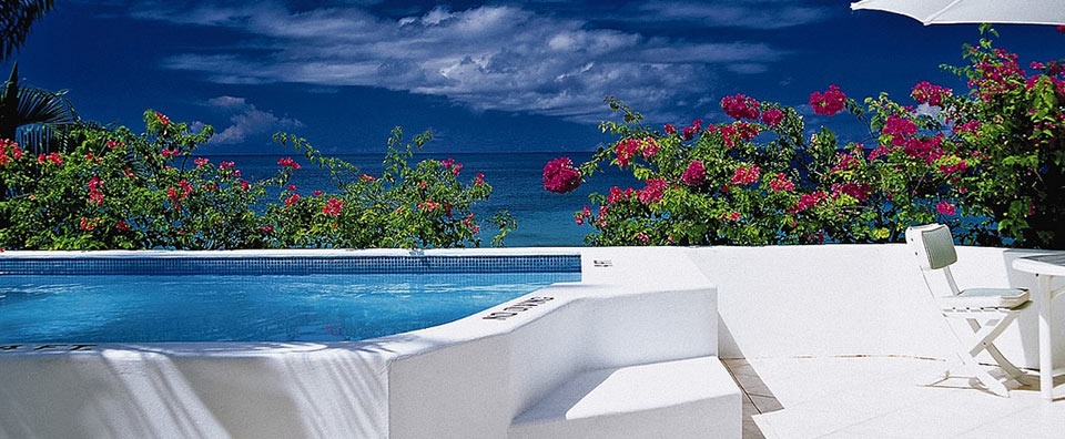 Cobblers Cove, Barbados - Colleton Suite Pool