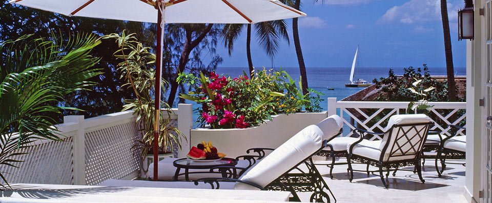 Coral Reef Club, Barbados - Luxury Plantation Suite