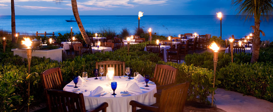 Grace Bay Club, Turks & Caicos - Anacaona Restaurant