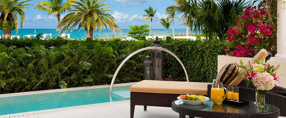 Grace Bay Club, Turks & Caicos - The Estate Beach Level Residences