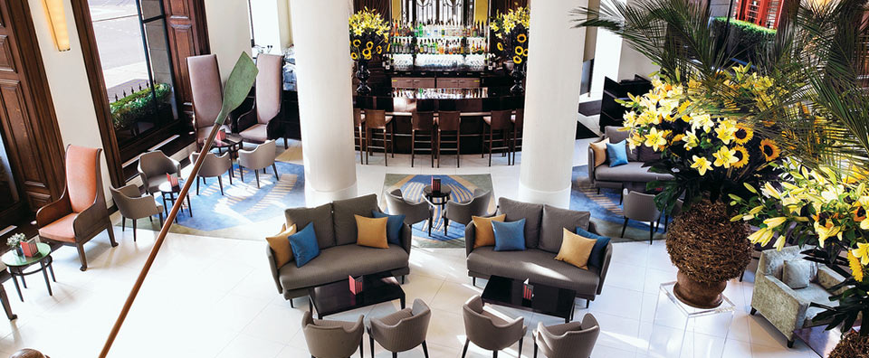 One Aldwych, London, England - Lobby Bar