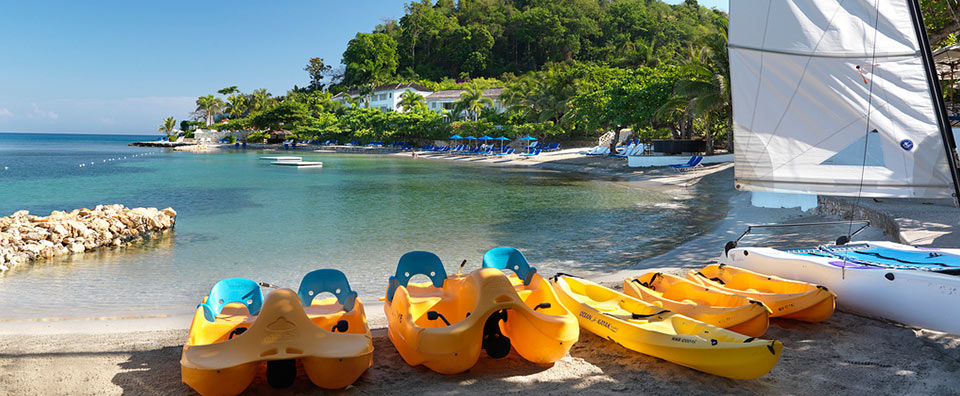 Round Hill Hotel & Villas, Jamaica - Watersports