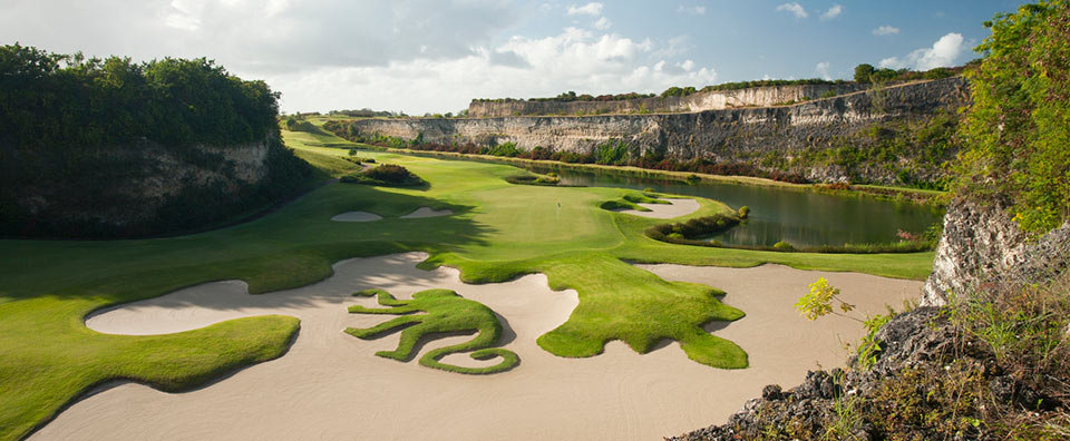Sandy Lane, Barbados - Green Monkey Golf Course