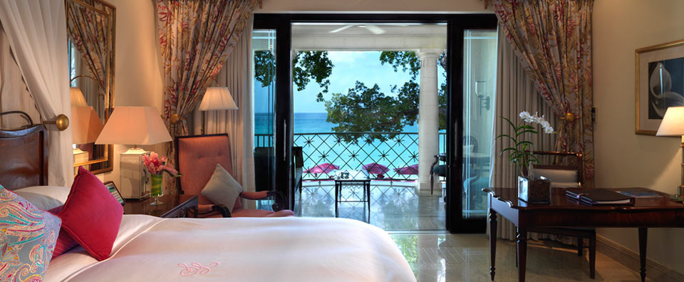 Sandy Lane, Barbados - Luxury Ocean Room