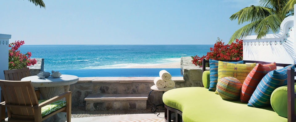 One&Only Palmilla, Los Cabos - Beach Front Pool Casita Jr. Suite