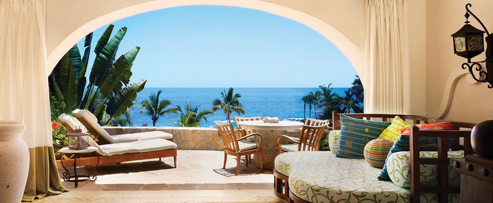 One&Only Palmilla, Los Cabos - Beach Front Patio Junior Suite