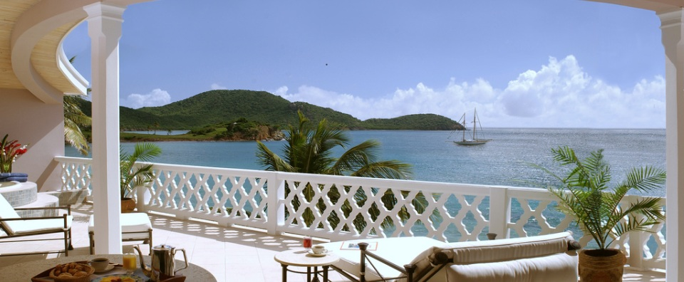 Curtain Bluff, Antigua - Grace Bay Suite