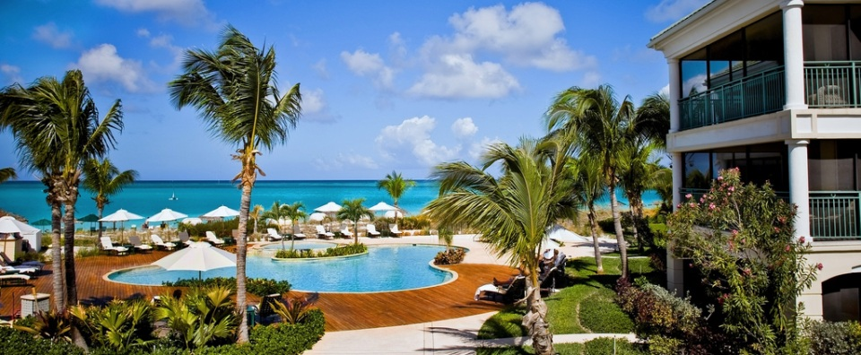 The Sands At Grace Bay, Turks & Caicos - Pool