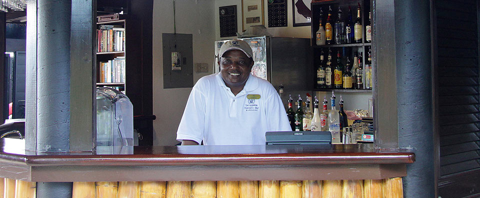 The Sandpiper, Barbados - Harold's Bar