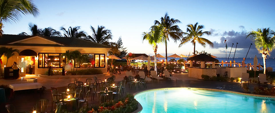 The Sands At Grace Bay, Turks & Caicos - Hemingway's Restaurant